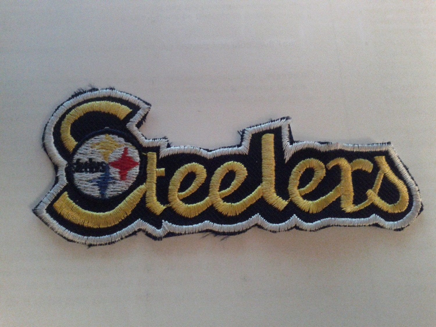 Sew on patches nfl 2016
