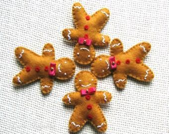 Christmas ginger cookie - ginger bread man