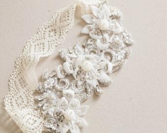 Bridal garter set - Style R26