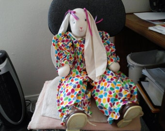 26 Inch Easter Bunny Doll