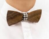 CHRISTMAS GIFT - SALE %50 -  Handmade Wooden Bowtie