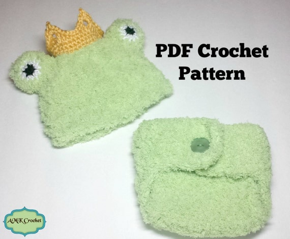 Items similar to Instant Download PDF Crochet Newborn Baby ...