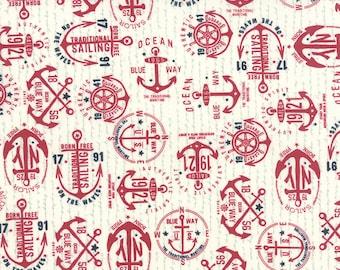 The Boat House (5551) - Moda Fabrics