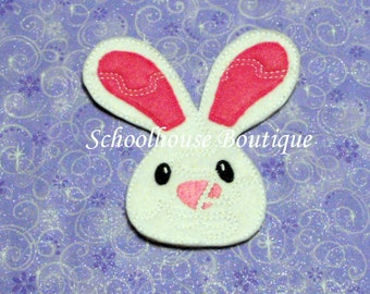 Bunny Felt Puzzle - Logic Thinking Game and Matching Mat-Easter Basket Filler - Stocking Stuffer - Preschool Puzzle - Soft Game-Sensory Toy