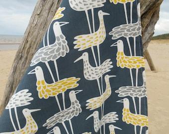 Dish Towels Bird Tea Towel Kitchen Towel Sea Bird Coastal Bird Shore Birds Linen Hand Towel Gift For Mom Birthday Gift Christmas Gift