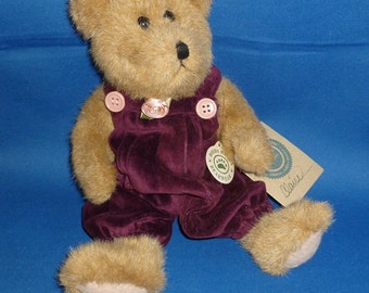 Vintage Boyds Bears Claire Bear 12 Inches Free Shipping in USA