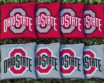 Ohio State Cornhole Bags - Collegiate Licensed