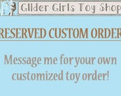 Reserved Order for Kaylastruber