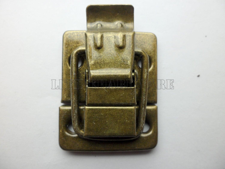 30mmx36mm Lock Latch Small Box Hardware Jewelry Box Latch