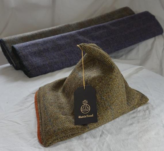 Harris Tweed Ipad Bean Bag Kindle Stand Tablet Pillow