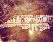 First In Flight License Plates on NC