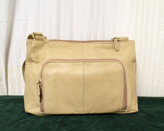 Cabin Creek Clothing: Free Ship Leather Purse Cabin Creek Organizer Shoulder Bag