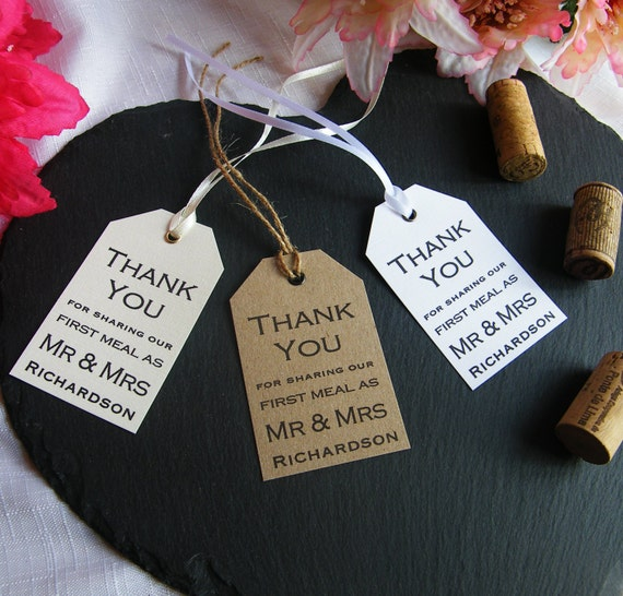 Personalised Wedding Favour Gift Tags Uk : favourite favourited like this item add it to your favourites to ...