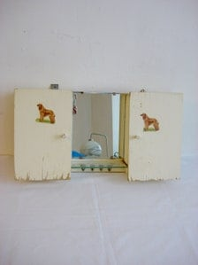 Mirrors in furniture etsy home living page 6 for Bathroom medicine cabinets 16x20