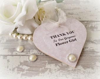 Wedding Keepsake Heart