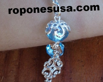 Catholic Rosary Beads Sterling Silver Party Favor