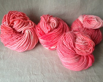 Thick merino, thick yarn for hats, scarves, cowls, Merino,.