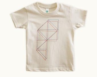 Kids T-Shirt - Geometrie 001