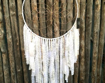 Ivory Love Dreamcatcher