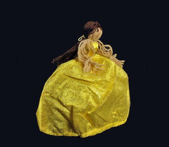 Folk Art Doll, Art Doll, Original Design, Toy Doll, Handmade Doll, Stress Reliever, Fiber Art Doll