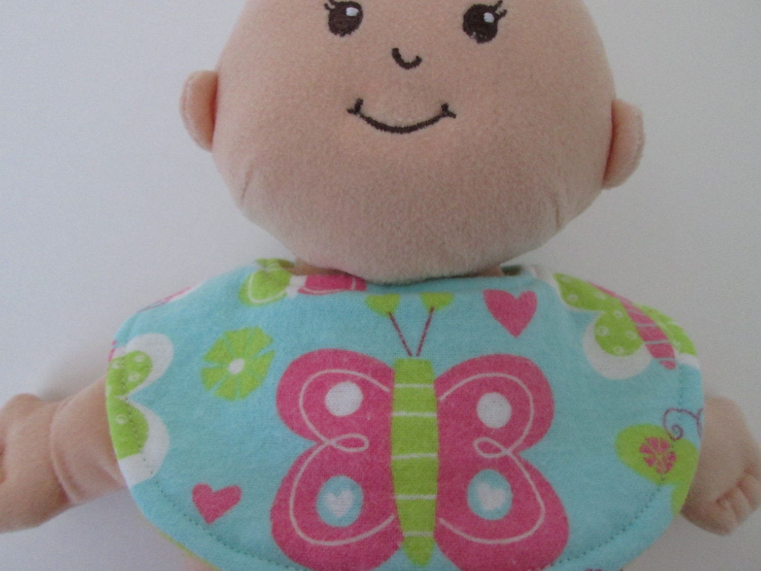 Fits Baby Doll Bib Baby Stella Rosy Cheeks Wee by