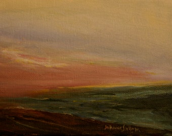Landscapes Painting Silence Original