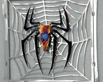 Spider Web Spider Art