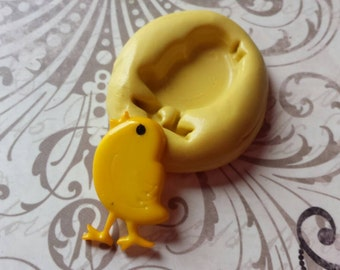 Little Chick Flexible Silicone Mold