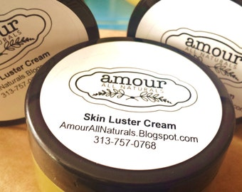 Skin Luster (Natural Eczema/Acne/Rash Relief)