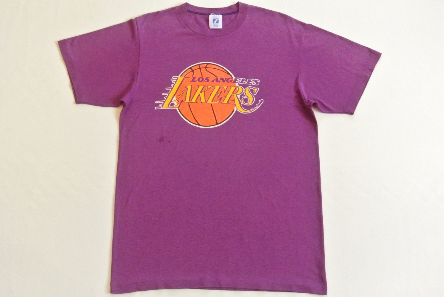 Vintage Lakers Tshirt 67