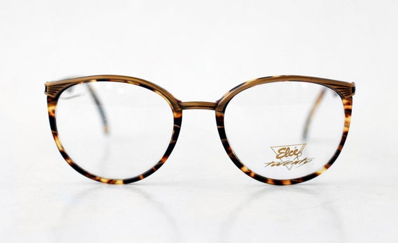 Frame Of Glasses In French : Elce Twenty eyeglasses / Nerd Unisex Glasses / French