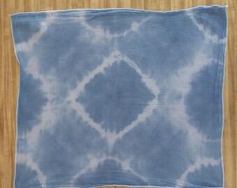 Tie Dye Burp Cloth (cloth diaper)
