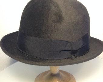 FREE  SHIPPING  Cashmere  Borsalino Hat