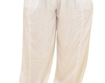 Mens linen draw string pants in cargo style by for Linen shirts for mens in chennai