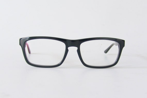 Vintage Calvin Klein eyeglasses original black by ...