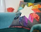 """Starbox - 12"""" Paper Piecing Pattern"""