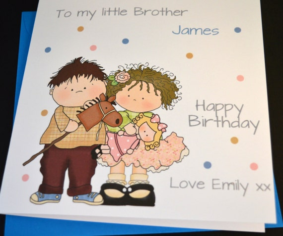 Handmade Birthday Cards For Elder Brother | www.imgkid.com - The Image Kid Has It!