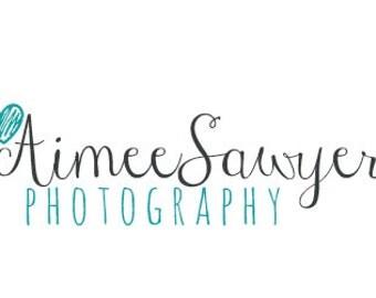 Premade Photography logo design