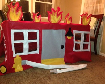 Custom made playhouse -made to fit Your dining room table