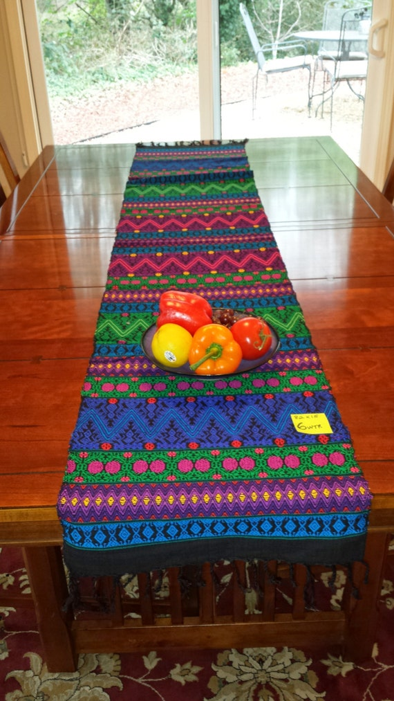 Sale chiapas hand loomed mexican crafts fabric by for Mexican arts and crafts for sale