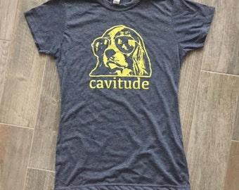 "CavLife ""Cavitude"" T-Shirt! *****Runs SMALL - PLEASE read description ******"