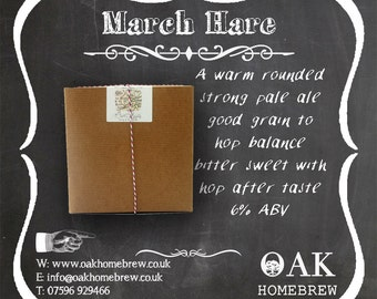 March Hare Beer Kit