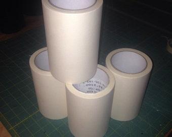 Paper Transfer tape 100 ft for vinyl application Perfect for wet application / Dry application / Medium tack transfer tape for vinyl graphic