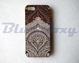Vintage Brown Pattern iPhone 6 Case, iPhone 6s, iPhone 6 Plus, 6s Plus, iPhone 5, iPhone 5s, iPhone 4/4s Case, Phone Cover