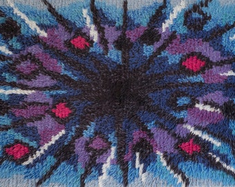 Unique Scandinavian Rug Related Items Etsy