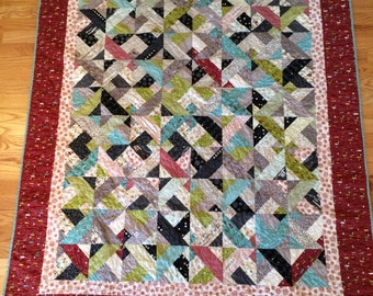 Road15 Finished Quilt
