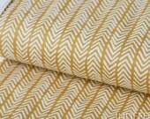 CANVAS Organic Herringbone, Westwood, Monaluna, Certified Organic Cotton Canvas