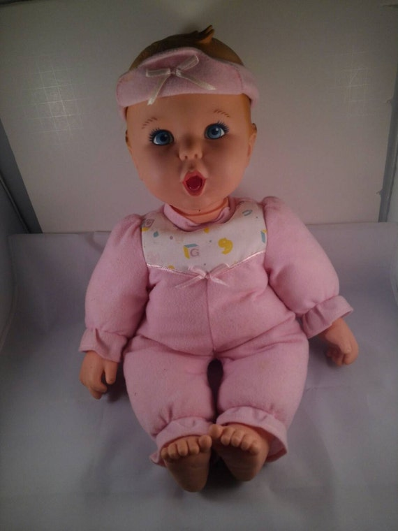 Gerber Baby Doll 1994 Issue By Toy Biz Inc
