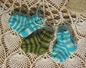 The Best Baby Socks Pattern