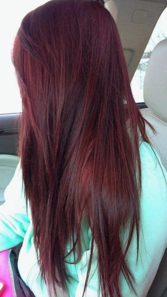 Red Velvet Indian Remy Hair 54